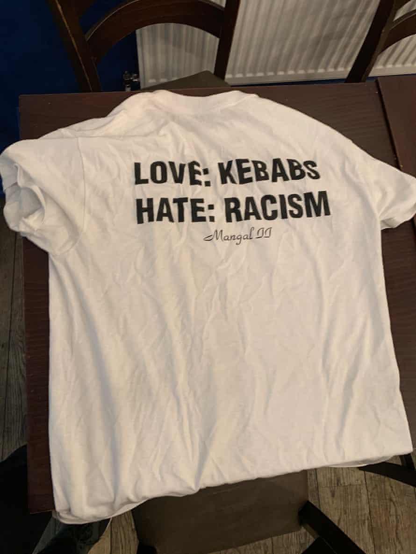 Mangal 2 T-shirt.