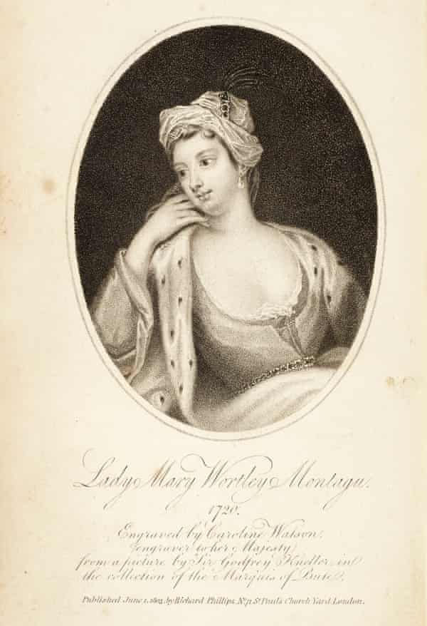 Portrait of Lady Mary Wortley Montagu