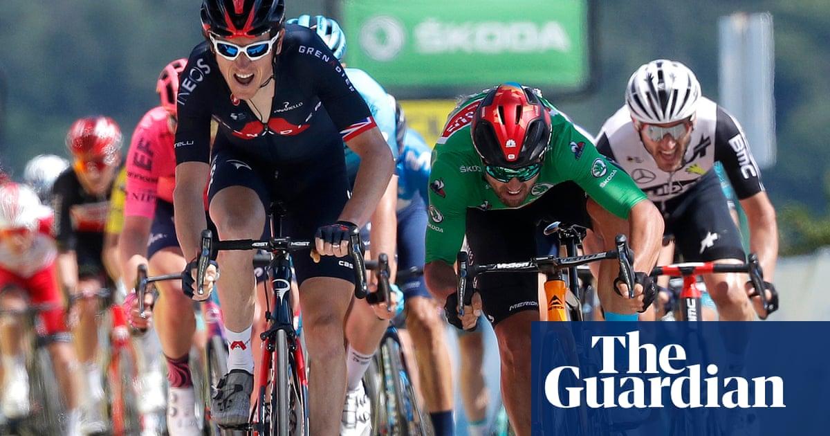 Geraint Thomas wins Critérium stage but Postlberger retains race lead