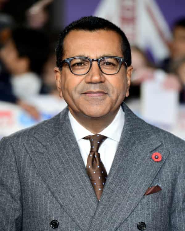 Martin Bashir in 2019.