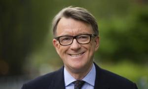 Why is Peter Mandelson pen pals with Vladimir Putin? | Politics