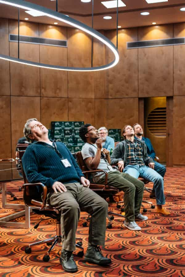 The Antipodes by Annie Baker at the National Theatre, London.