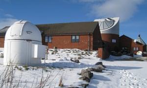 Spaceguard Centre, Powys