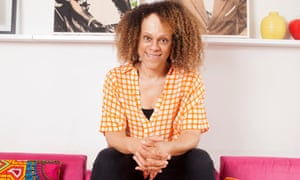 'There's a part of me that is always oppositional to convention': Bernadine Evaristo photographed at home in west London