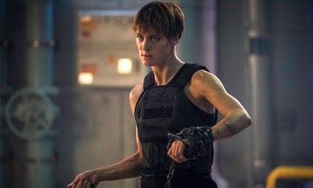 Mackenzie Davis in Terminator: Dark Fate.