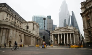 The Bank of England has cut interest rates to 0.1%.