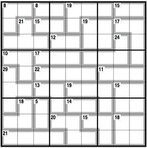 Observer Killer Sudoku 13.10
