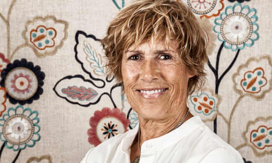 Diana Nyad: 'You are the sum of what you are.'
