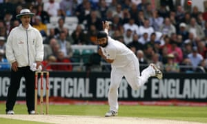 Monty Panesar was an early inspiration for Amar Virdi.