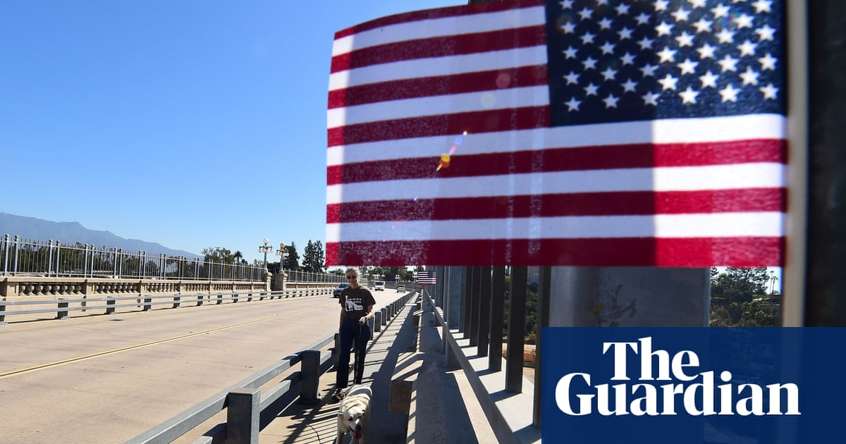 'A national emergency': suicide rate spikes among young US veterans