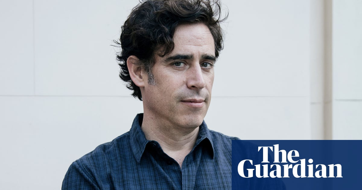 """Stephen Mangan: 'Whenever I considered writing, I thought: """"What right do you have?""""'"""