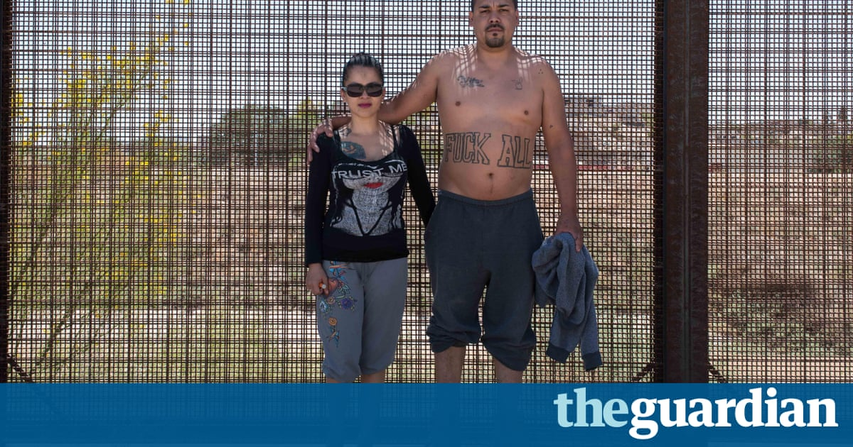 Life Looking Across The Us Mexico Border In El Paso 39 You
