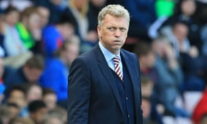 David Moyes resigned as Sunderland manager last month following the club's relegation from the Premier League