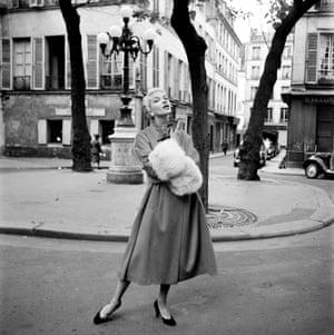 Chanel Prêt-à-Porter Place de Furstenberg, Paris, 1960