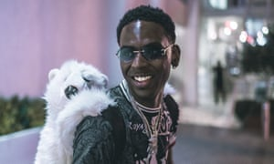 Young Dolph, the rapper dodging death: 'I've been targeted since I