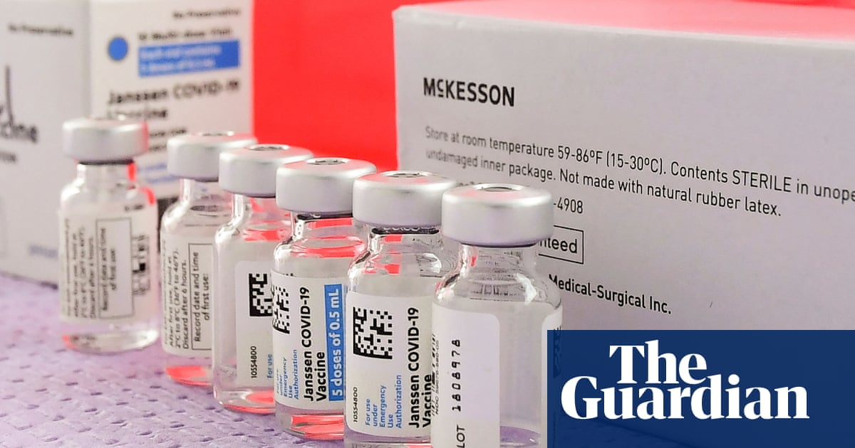 15m doses of Johnson & Johnson vaccines ruined in plant mixup