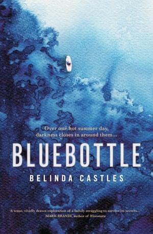 Book cover for Belinda Castles' Bluebottle