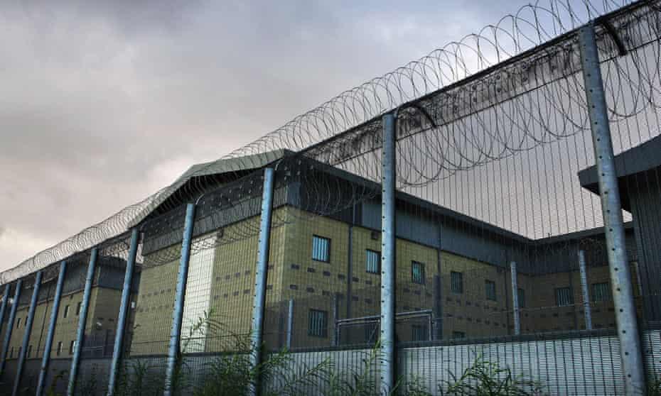 Harmondsworth Detention Centre, where  Marcin Gwozdzinski was held.