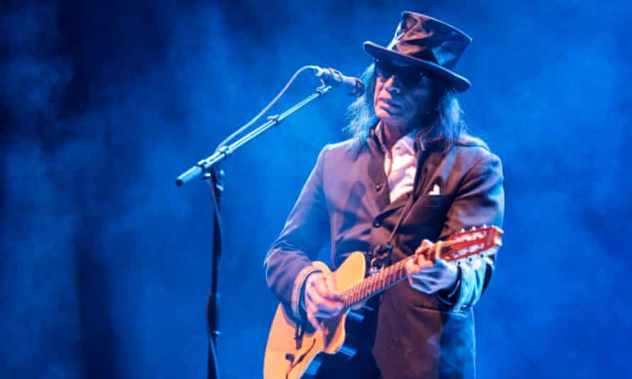 Sixto Diaz Rodriguez, whose career was revived by the film Searching For Sugar Man.