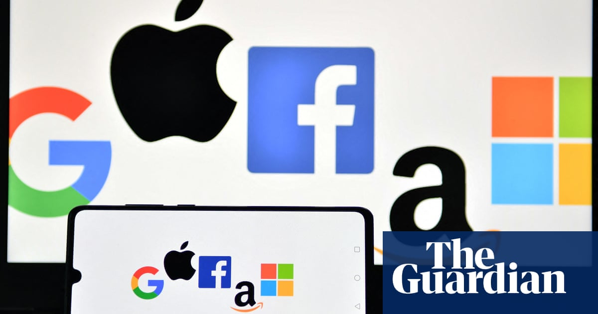 Google, Apple and Microsoft tipped to report record-breaking profits