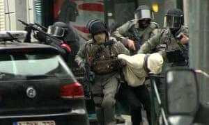 Molenbeek terror arrest