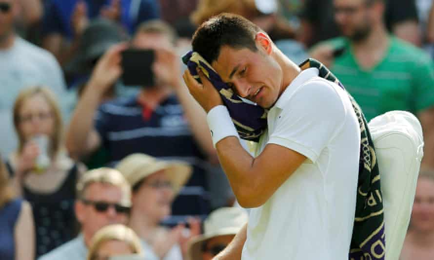 The on-going row between Tomic and Tennis Australia shows no sign of being resolved any time soon.