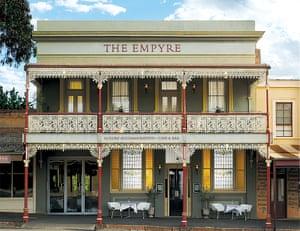Empyre Boutique Hotel in Castelmaine