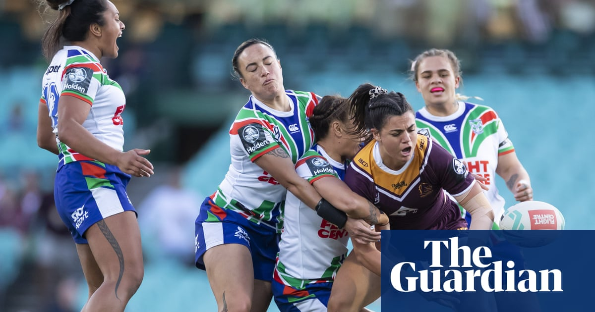 Brisbane Broncos suffer first ever NRLW loss at hands of the NZ Warriors