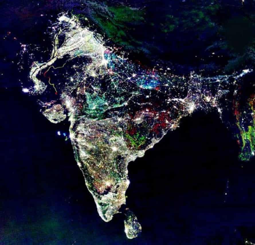 India Diwali fake