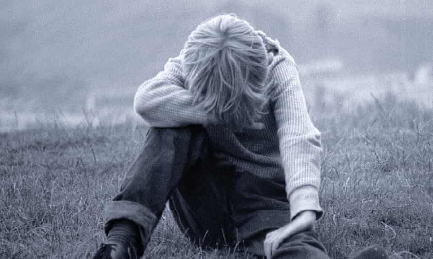 Enfant en détresse