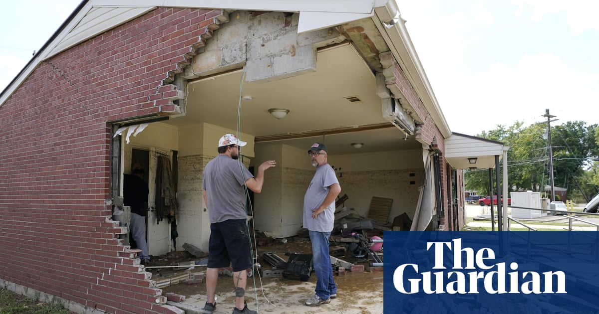 'It's just unbelievable': Tennessee surveys wreckage after floods