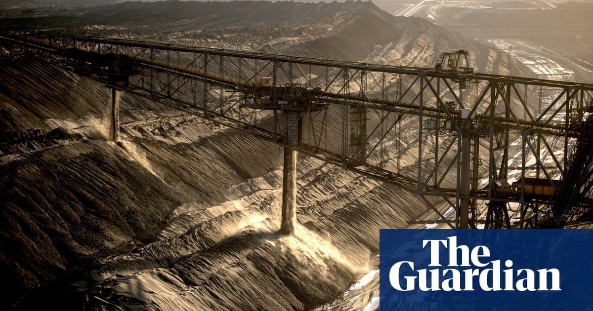 'For climate protesters, we are like filth': the German village where coal is still king - the guardian