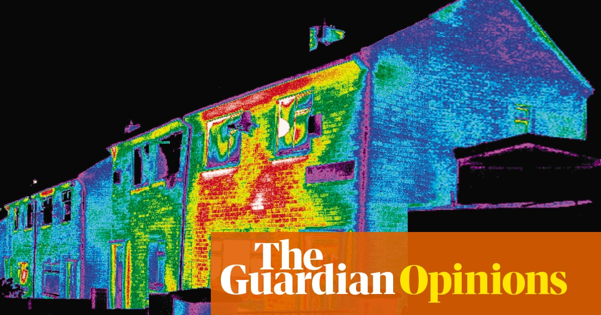 Britain's leaky homes make the energy crisis worse. Why have governments not fixed them?
