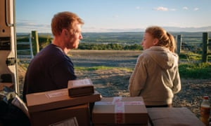A scene from Sorry We Missed You, Ken Loach's latest film