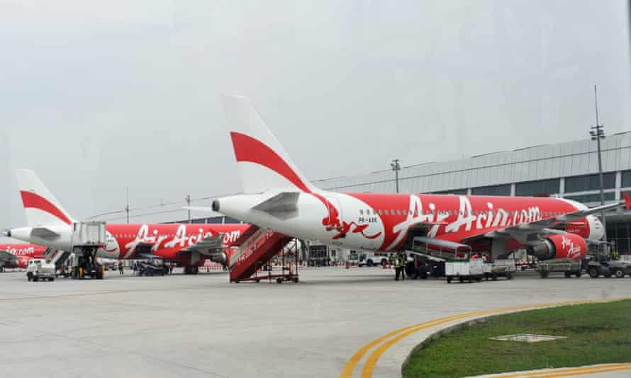 The Malaysia-bound AirAsia plane was unable to return to Sydney so ended up in Melbourne.