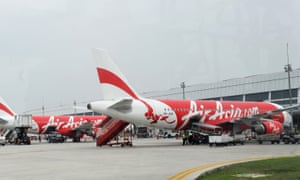 One of the pilots being monitored, Ridwan Agustin, formerly worked for Air Asia, flying domestic and international routes.
