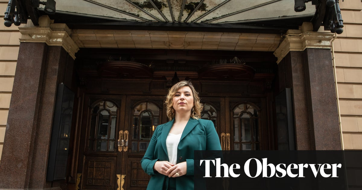 Lockdown one year on: soprano Natalya Romaniw on how Covid crushed her Butterfly