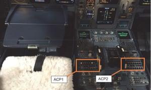 Cockpit coffee spill caused transatlantic flight diversion