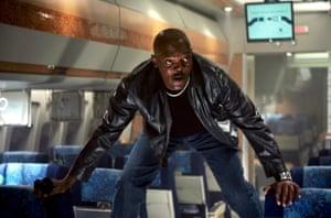 Phenomenon … Samuel L Jackson in Snakes on a Plane