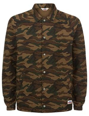 Howard jacket, £75, penfield.com