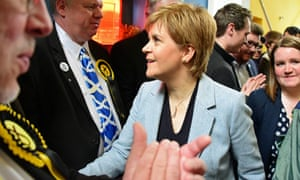 Nicola Sturgeon's focus on Scottish independence has practically turned the Tories into a single-issue party opposing it.