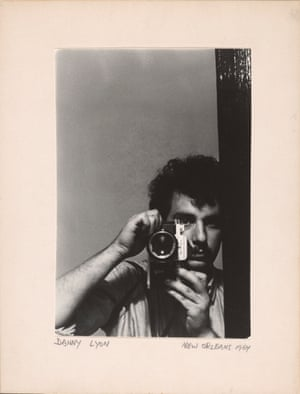 Self-portrait, Chicago, 1965