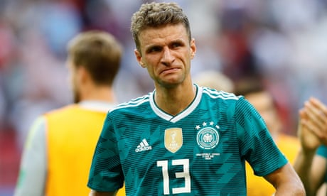 Thomas Müller 'angry' after Joachim Löw says he has no Germany future