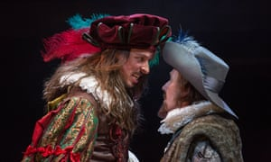 Hull Truck Theatre, Hull UK City of Culture 2017 and Royal Shakespeare Company present The Hypocrite. This production opened at Hull Truck Theatre on 23 February 2017. Rowan Polonski as Prince Rupert and Martin Barrass as Mayor Barnard