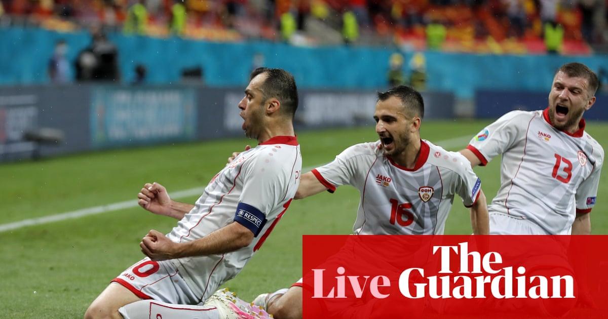 Austria v North Macedonia: Euro 2020 – live!