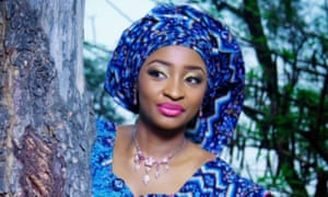 'Banned for life from acting' … Nigerian actor Rahama Sadau.