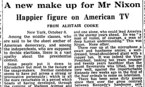 The Guardian, 7 October 1960.