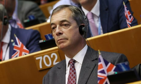 Brexit party MEPs vote against plans to tackle Russian propaganda