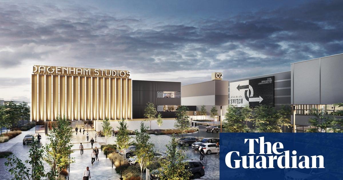 Hollywood firm to build £300m film and TV studio in Dagenham