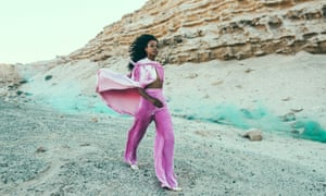 Corinne Bailey Rae: 'on-point retro-futurist sounds'.